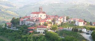 Goriska Brda Karte.Brda Municipality Wikidata