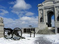 Gettysburgský národní vojenský park