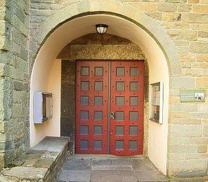 St. Patrokli, Soest - Southern entrance