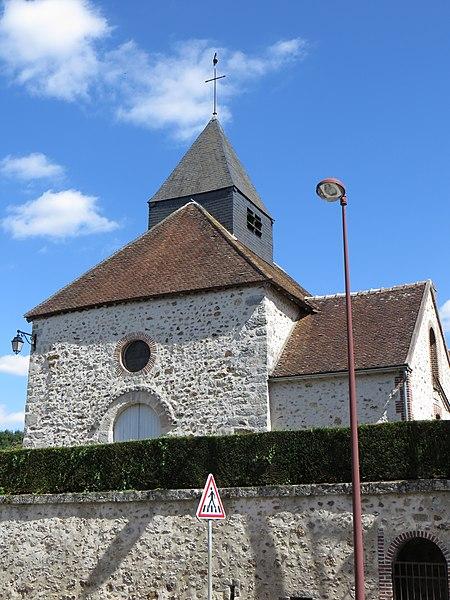 Aperçu de l'église