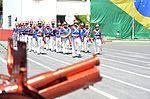 Solenidade em comemoração aos 56 anos da criação do 32⁰ Grupo de Artilharia de Campanha (GAC) do Exército Brasileiro – Grupo D.Pedro I (26338265062).jpg