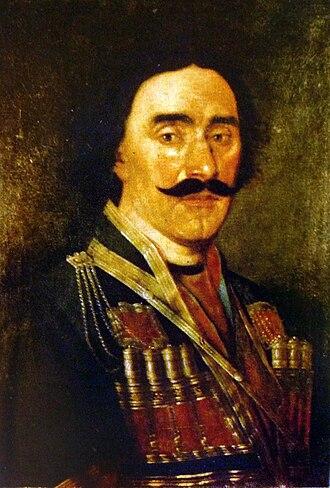 Solomon I of Imereti - Image: Solomon I of Imereti