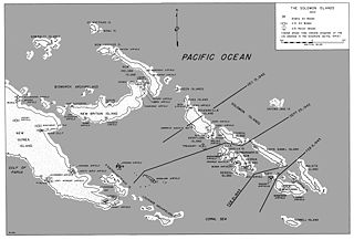 Solomon Islands campaign major campaign of the Pacific War of World War II
