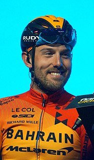 Sonny Colbrelli Italian road racing cyclist