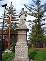 Sosnowiec, cmentarz przy kościele pw. św. Joachima 01.JPG
