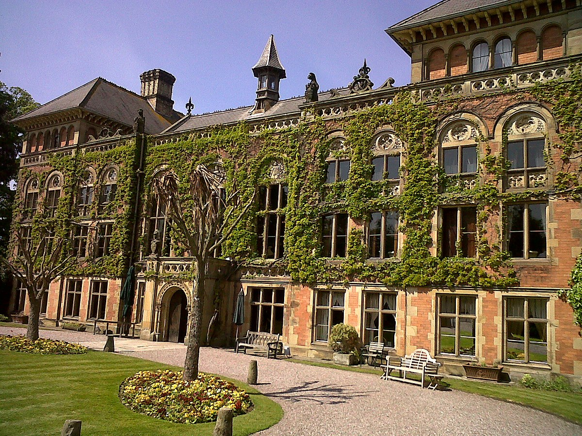 Free Front Elevation Images : Soughton hall wikipedia