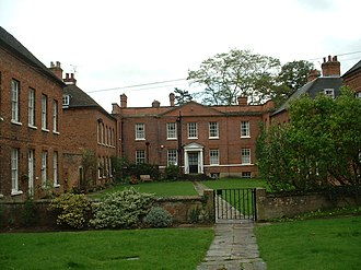 Southwell, Nottinghamshire - Vicars' Court and the Residence