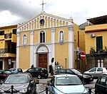 Spadafora: Chiesa di San Giuseppe