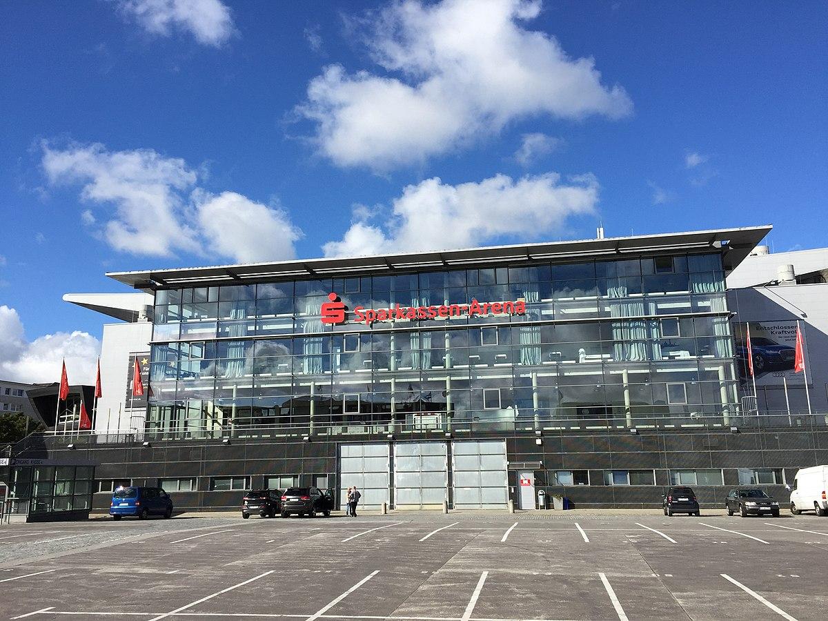 Sparkassen Arena Kiel Silvester