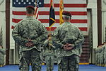 Spartan ceremony formally honors unit for deployment to Kosovo 140919-A-ZX807-967.jpg