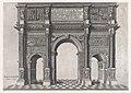 Speculum Romanae Magnificentiae- Arch of Constantine MET DP870253.jpg