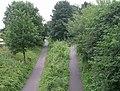 Spen Valley Greenway - Huddersfield Road - geograph.org.uk - 907356.jpg
