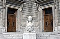 Sphinx at the State Opera House (Budapest, Hungary).jpg