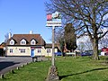 Sproughton Village Sign and Wildman Public House - geograph.org.uk - 1241471.jpg
