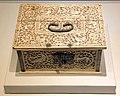 Sri Lanka early 16th C - casket of ivory silver gold IMG 9483 Museum of Asian Civilisation.jpg