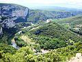 St.Martin d'Ardèche (Ardèche, Fr) méandre de l'Ardèche.JPG