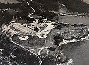 St. David's Battery, Bermuda in 1942
