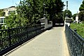 St. Mark's Bridge over the Regents Canal in London, June 2013 (1).jpg