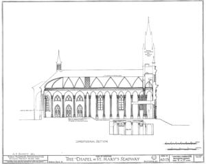 St Mary S Seminary Chapel Wikipedia