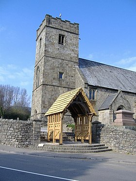 St Cadoc's Church, Trevethin - geograph.org.uk - 399101.jpg