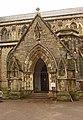 St Giles, Camberwell Church Street, London SE5 - Porch - geograph.org.uk - 1721260.jpg