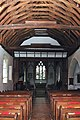 St Laurence, Warborough, Oxon - East end - geograph.org.uk - 1622977.jpg