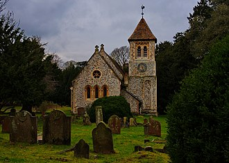 Betteshanger - St Mary's Church, Betteshanger