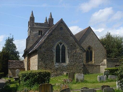 St Mary Magdalene's Church, Bolney (IoE Code 302420)