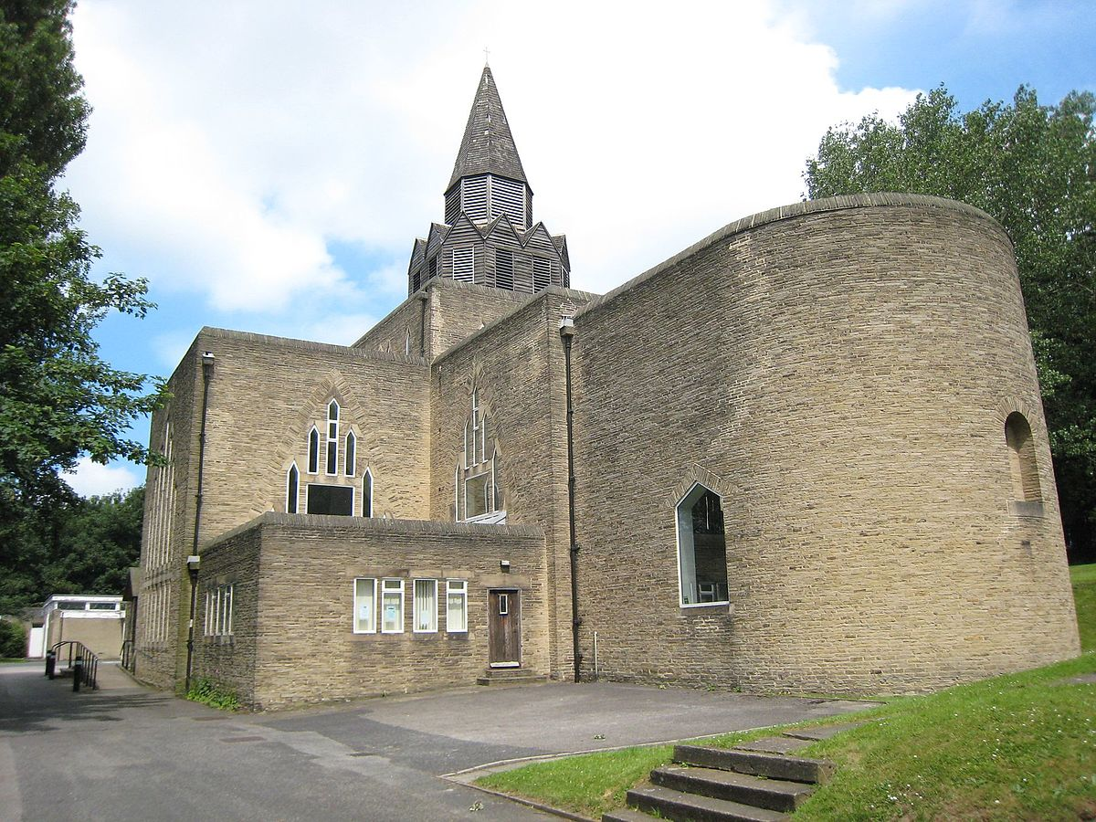 St Wilfrid's Church, Halton, Leeds - Wikipedia