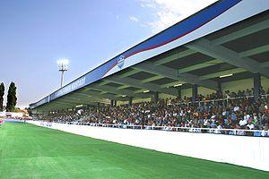 Stadion Wiener Neustadt - Image: Stadion Wiener Neustadt