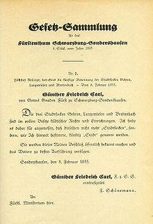 Urkunde Wikipedia