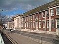 Staffordshire University frontage, Stoke - geograph.org.uk - 345136.jpg