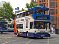 Stagecoach in Manchester bus 16087 (R87 XNO), 25 July 2008.jpg