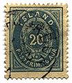 Stamp Iceland 1882 20a.jpg