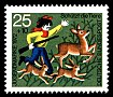 Stamps of Germany (BRD) Jugendmarke 1972 25 Pf.jpg