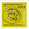 Stamps of Lithuania, 2015-03.jpg