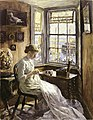 Stanhope Forbes - The Harbour Window.jpg