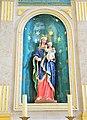 Statue de la Vierge à l'Enfant. Eglise d'Heiteren.jpg