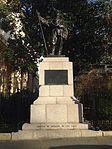 Statue of Sir Robert Scott, Waterloo Place, London (2016).jpg