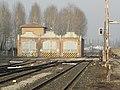 Stazione di Codigoro, deposito locomotive.JPG