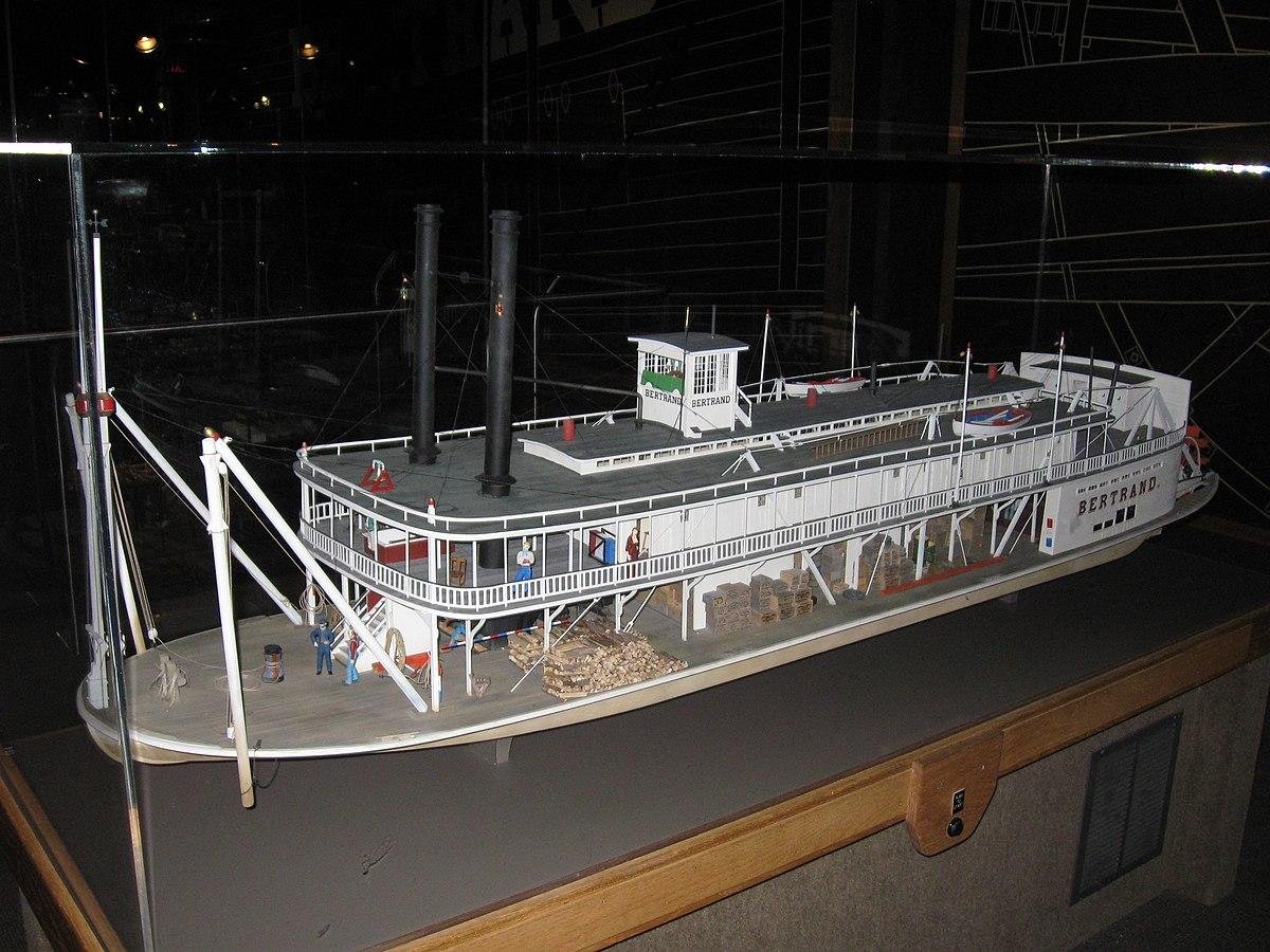 Bertrand Steamboat Wikipedia