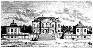 Steninge Palace - Image: Steninge slott