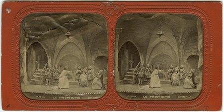 Stereokort, Le Prophète 11, acte V, scène VI - SMV - S101a.tif