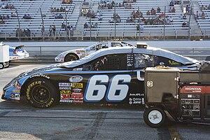 Rusty Wallace Racing - Steve Wallace in 2009.