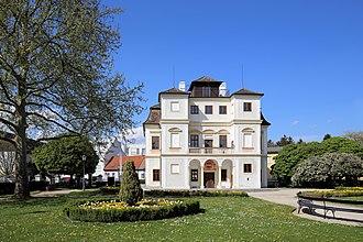 Stockerau - Belevedere castle