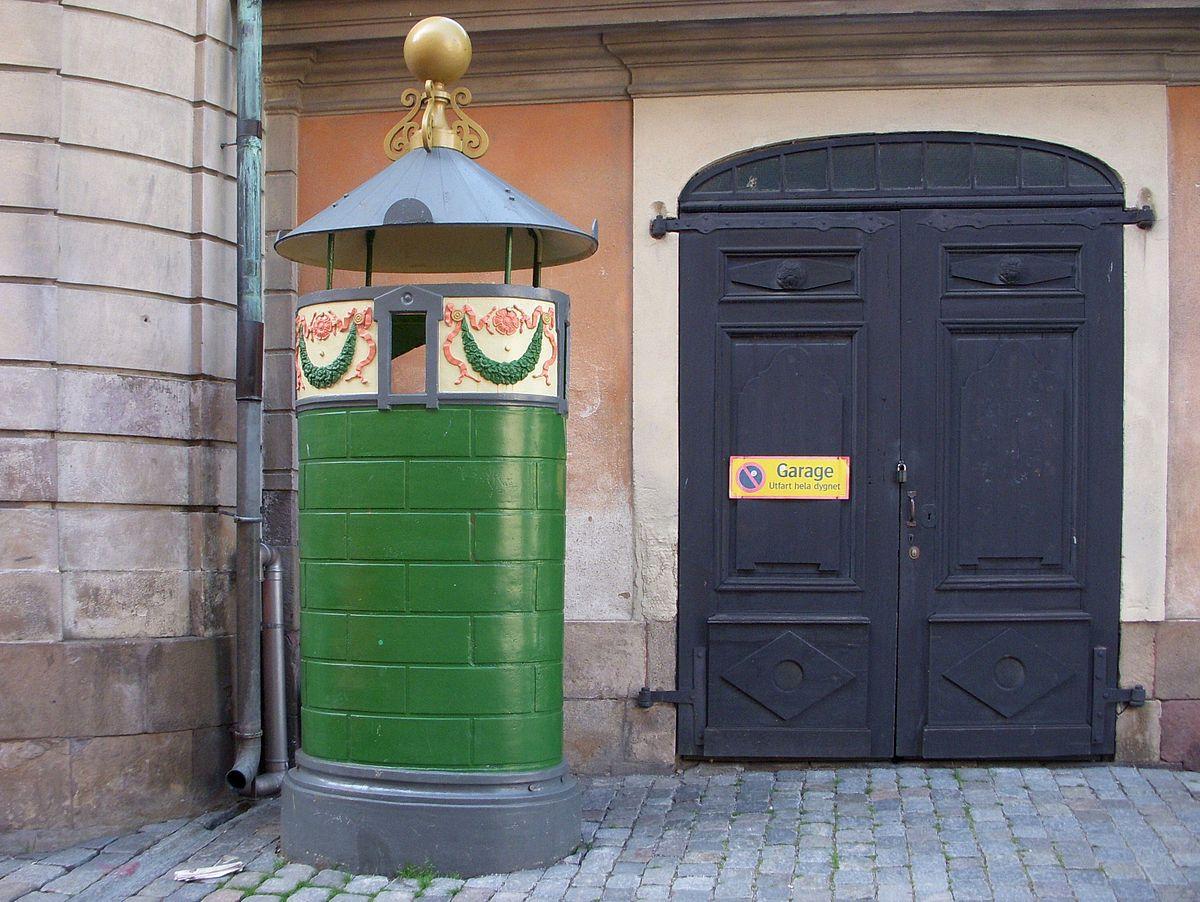 offentliga knull i stockholm sv