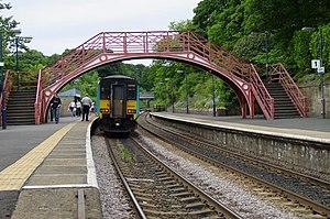 Stocksfield - Stocksfield railway station