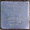Stolperstein Barsinghausen Rosa Weiss.jpg