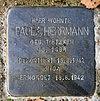 Stolperstein Im Amseltal 29 (Frohn) Paula Herrmann.jpg