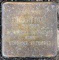 Stolperstein Joachim-Friedrich-Str 55 (Halsee) Herbert Wolf.jpg